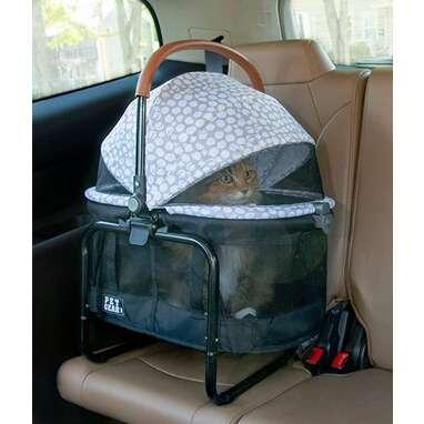Pet Gear View 360 Pet Carrier & Car Seat