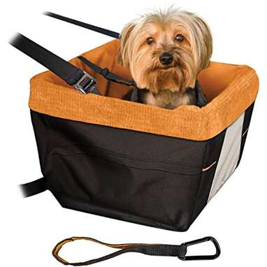 Kurgo Car Pet Booster Seat for Dogs Or Cats