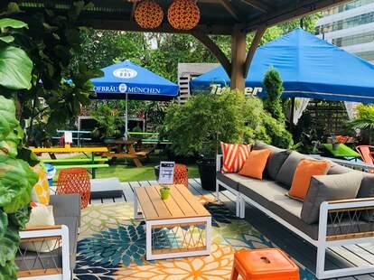 Wunder Garten patio