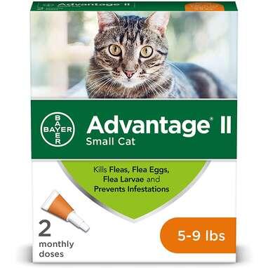 Advantage II Flea and Tick Prevention