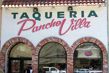 16th & Mission, San Francisco Pancho Villa Taqueria