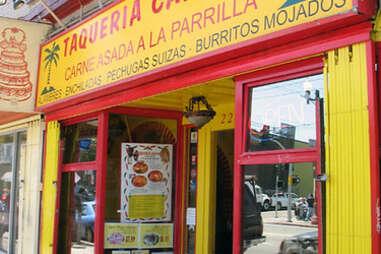 Taqueria Cancun exterior
