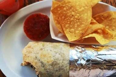 El Toro Taqueria burrito