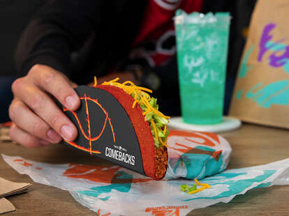 free food at taco bell today