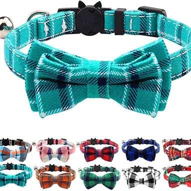 Joytale Breakaway Bowtie Cat Collar