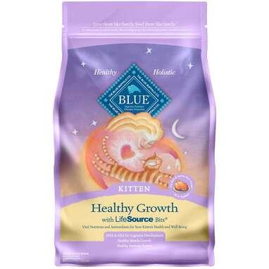 Blue Buffalo Healthy Growth Kitten