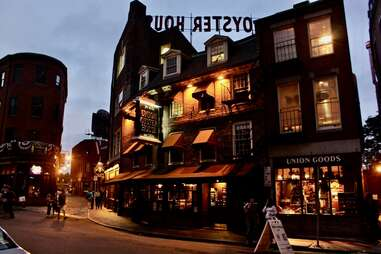 Union Oyster House Inc