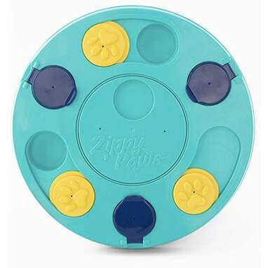 ZippyPaws - SmartyPaws - Puzzler Dog Toy - 3 in 1 Interactive Dog Toy Puzzle