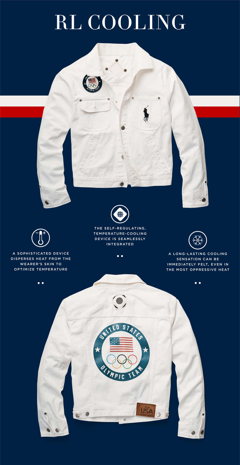 olympic opening ceremony clothing