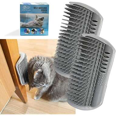 Yuntop Self-Grooming Cat Scratcher