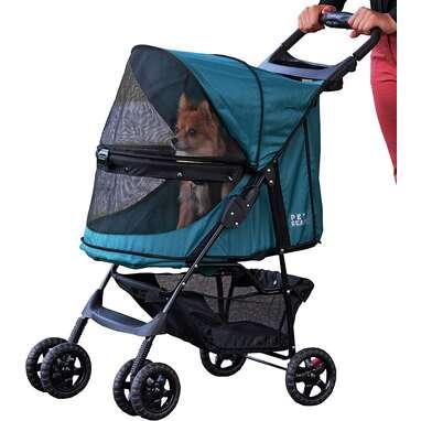 Pet Gear No-Zip Happy Trails Stroller