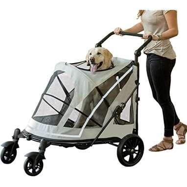 Pet Gear No-Zip Expedition Stroller