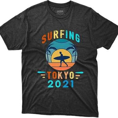 Tokyo Surfing T-Shirt