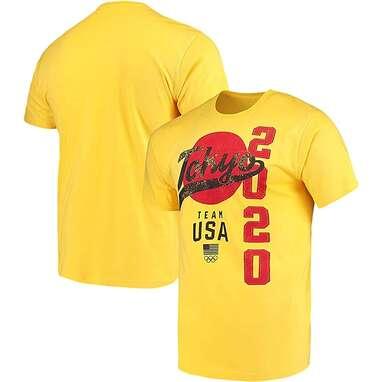 Outerstuff Team USA 2020 Summer Olympics T-Shirt