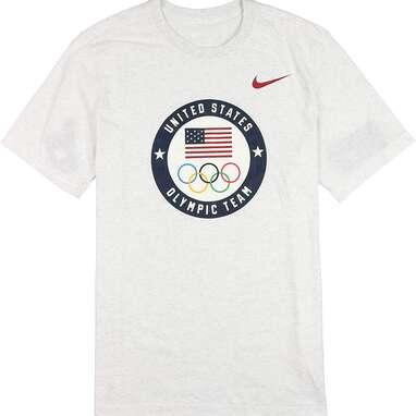 Nike Men's Team USA Olympics Training T-Shirt