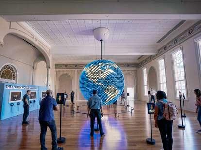 Planet Word Museum exhibit