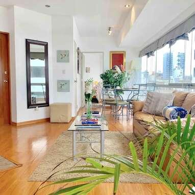 Ocean View Apartment in Miraflores