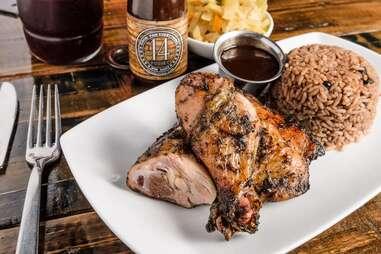 14 Parishes Jamaican Restaurant