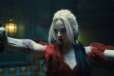 the suicide squad, margot robbie, harley quinn