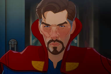dr. strange in what if