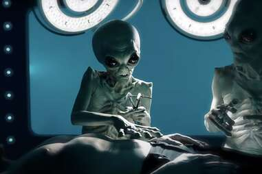 aliens american horror story double feature