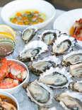 Westward Seattle oysters