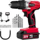 AVID POWER 20V MAX Lithium lon Cordless Drill
