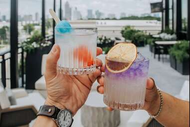 Bellyard cocktails