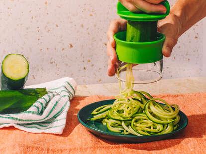 zoodles zucchini noodle zoodle