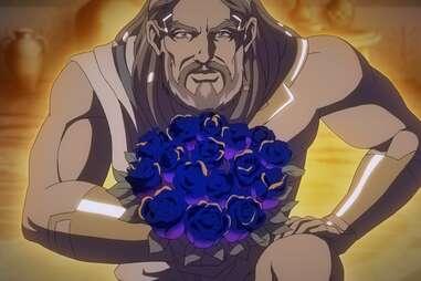 zeus, blood of zeus anime