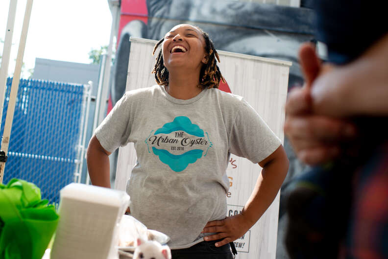 Jasmine Norton of The Urban Oyster