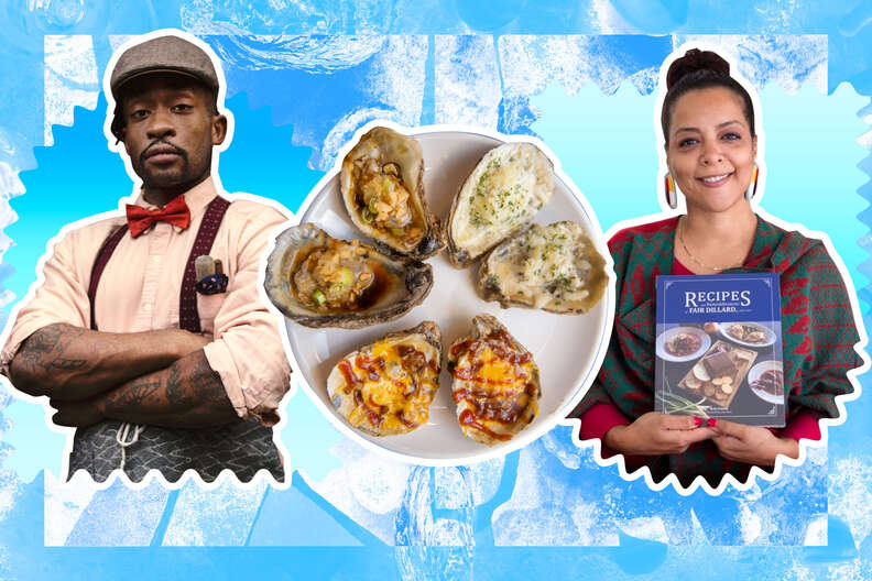 oysters in Black culture
