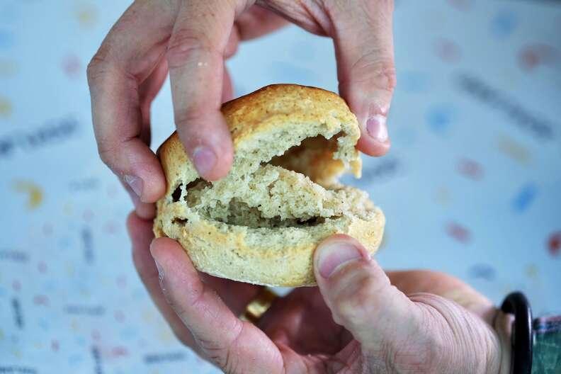 Joyland gluten-free biscuit