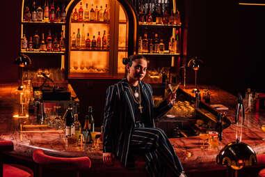 Sophie Burton in JoJo's Beloved Cocktail Lounge