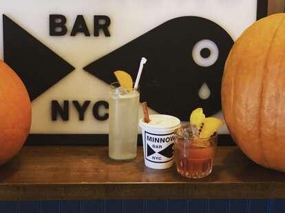 Minnows Bar