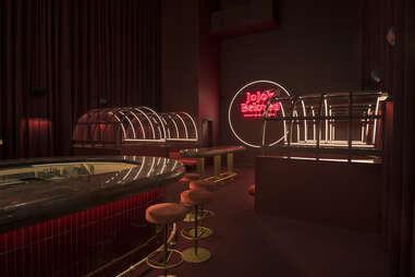 JoJo's Beloved Cocktail Lounge interior
