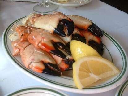 Kitchen 305 Seafood Dish Miami FL