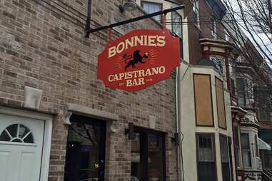 Bonnie's Capistrano Bar