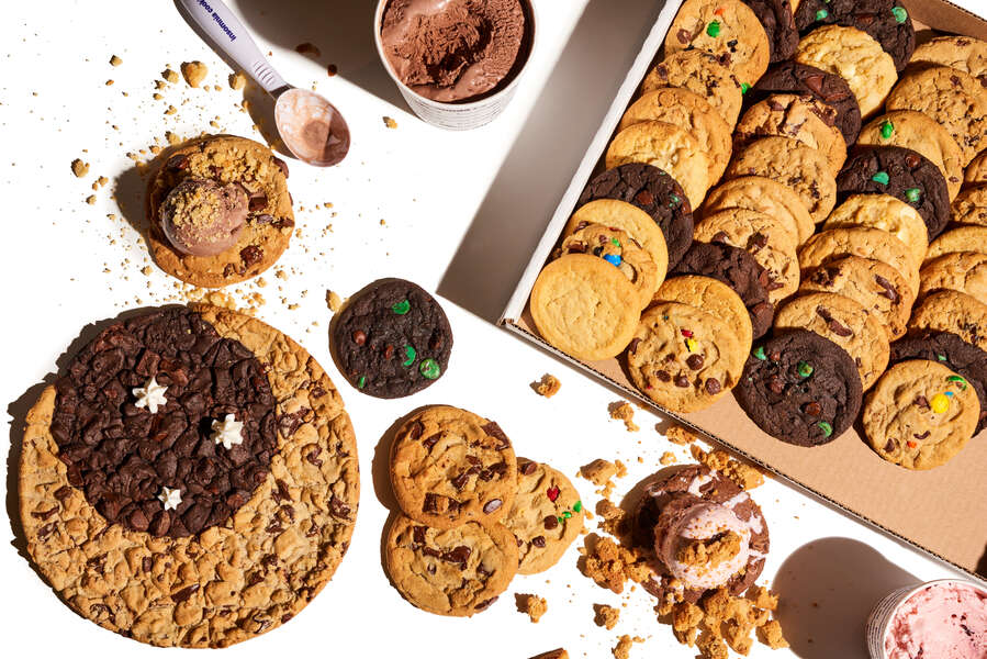 Insomnia Cookies Is Giving Out Free Cookies on National Chocolate Chip Cookie Day