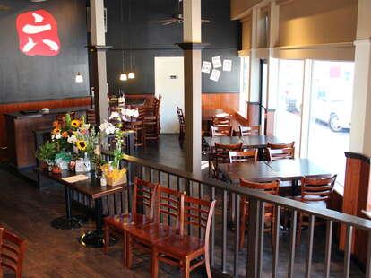 Roku-Restaurant Interior-San Francisco
