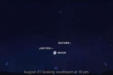 best stargazing august 2021