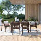 Melissus 6-Person Dining Set