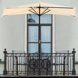 92'' Market Half Umbrella