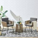 Additri 2-Person Seating Group Set With Cushions