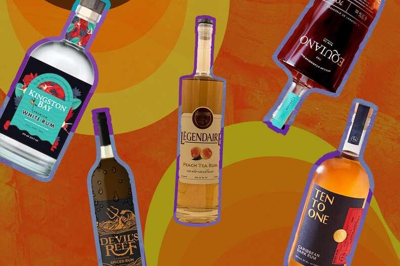 Black-owned rum brands