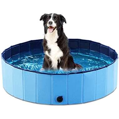 Jasonwell Foldable Pet Pool