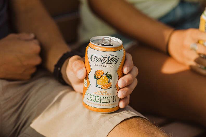 Cape May Brewing Company Crushin It