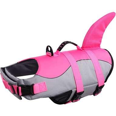 Queenmore Ripstop Dog Life Jacket