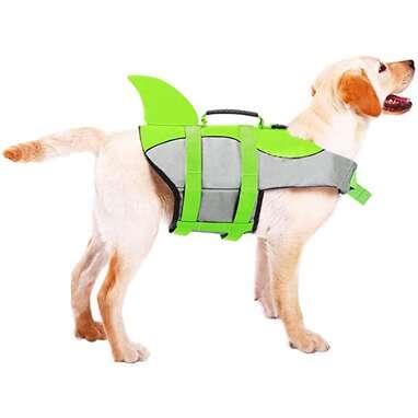 ASENKU Dog Life Jacket