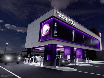 taco bell defy drive thru